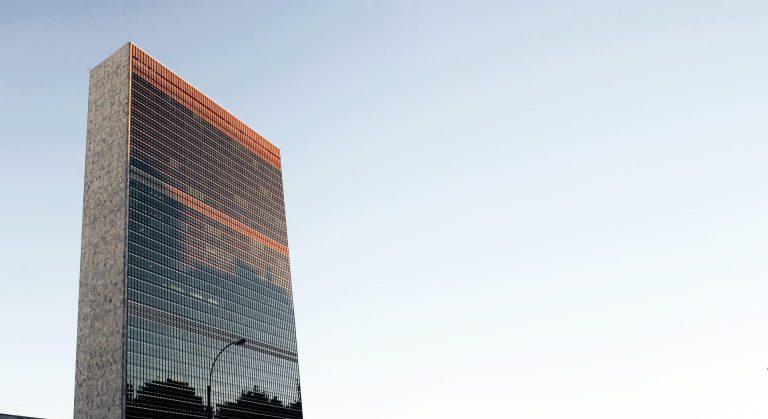 ประสบการณ์การฝึกงานกับ UN หลังจบโทจาก Columbia University