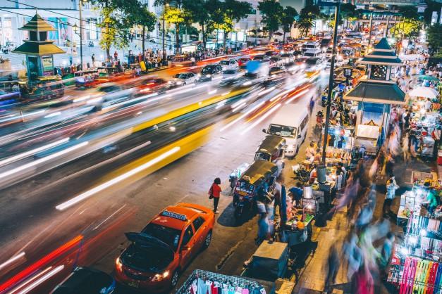 ขีดความสามารถด้านการท่องเที่ยวของไทย